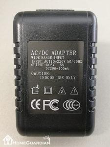 AISOUL ACアダプター型カメラ
