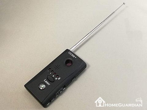 無線電波をキャッチするアンテナ