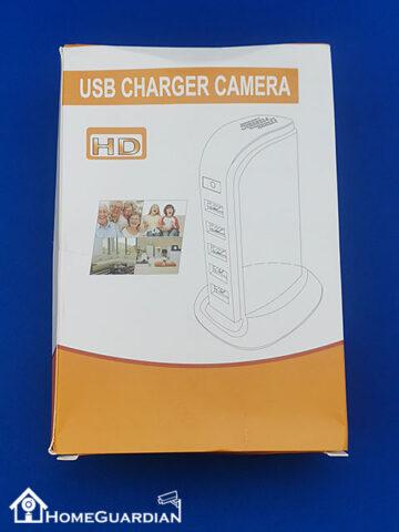 USB CHARGER CAMERA